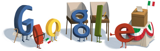 doodle elezioni politiche 2013