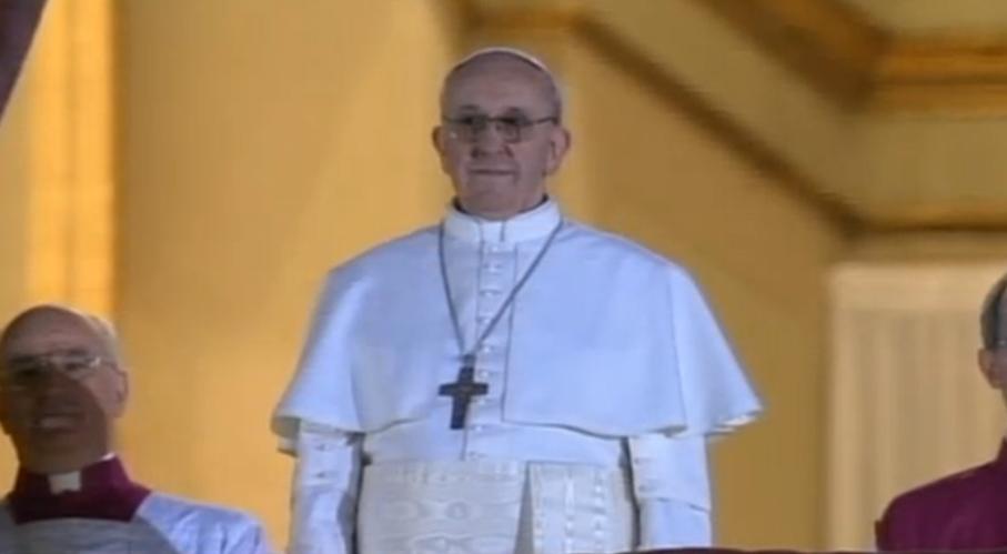 Papa Francesco primo - Bertoglio