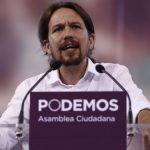 Il partito Podemos di Pablo Iglesias